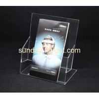 Buy cheap Acrylic brochure holder for magazines and files BHK-009 from Wholesalers