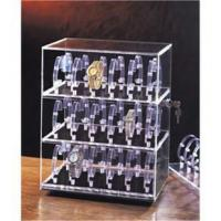 Quality clear watch display case wholesale