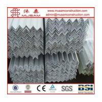 Buy cheap Galvanized Steel Angle Bar from Wholesalers