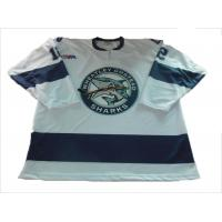 Buy cheap Sublimated jerseys wholesale manufacturer sublimation custom ice hockey jerseys from wholesalers