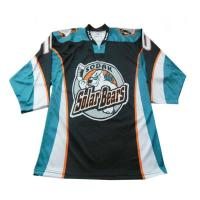 Buy cheap Sublimated jerseys wholesale custom youth and kids hockey jerseys from wholesalers