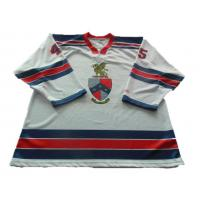 Buy cheap Sublimated jerseys custom ice hockey jersey with your design from wholesalers