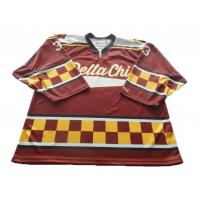 Buy cheap Sublimated jerseys sublimate team hockey jersey from wholesalers