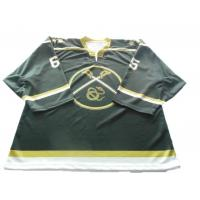 Buy cheap Sublimated jerseys custom unique hockey jersey with your pattern from wholesalers