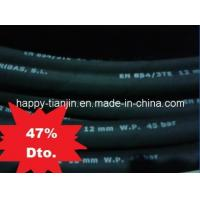 Buy cheap Hydraulic Hose 3TE Textile Braid High Pressure Hose from Wholesalers