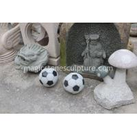 stone soccer football