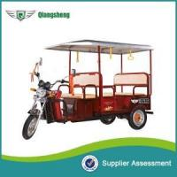 Buy cheap 800W classic model for passenger electric rickshaw tuk tuk electric tricycle for sale from Wholesalers
