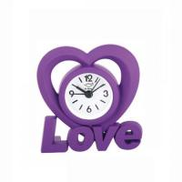 Buy cheap Valentine Promotional Gift Clock with Heart and Love AM0073 from Wholesalers
