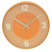 Buy cheap 12 inch Round Plastic Wall Clock PS0031D from wholesalers