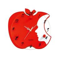 Buy cheap Red Apple Promotional Clock GA0017B from wholesalers