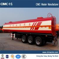 Buy cheap cooking oil transport trailer from Wholesalers