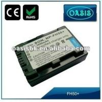 China Camera Battery SONY FH50 SONY FH50 on sale
