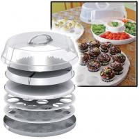 Buy cheap Party Traveler, The Ultimate Traveling and Serving Tray from Wholesalers