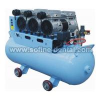 Buy cheap Oil Free Dental Air Compressor With CE from wholesalers