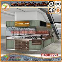 Buy cheap 2014 cheap price newest commercial cafe bar counters/new design coffee shop from Wholesalers