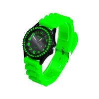 Colored Diamonds silcon watch