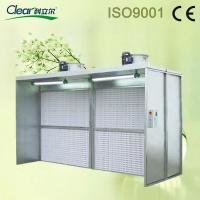 Buy cheap Dry Filter Paint Booth from Wholesalers