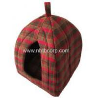 Buy cheap pet dog cat teepee tent bed from Wholesalers