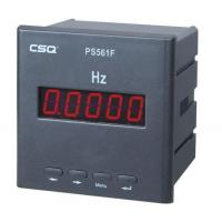 Buy cheap AC Contactors Digital panel frequency meter from Wholesalers