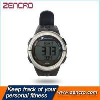 Buy cheap Any Touch Heart Rate Monitor Pedometer Fitness Watch from wholesalers