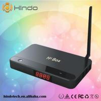 Buy cheap Android TV BOX H5 quadl core RK3188 2G/16G from Wholesalers