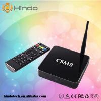 Buy cheap Android TV BOX CSM8 Amlogic S802 Quad core 2G/16G from wholesalers