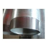 Buy cheap Galvanized Threaded Steel Pipe from Wholesalers