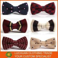 Top Quality Knitted Bow Tie