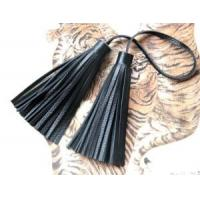 Quality leather tassel key fob Tessel THW-03 Leather Gift wholesale