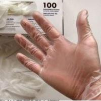 Buy cheap Cheap Medical Disposable Vinyl Gloves Powdered from Wholesalers