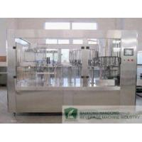 Buy cheap Bottle Rinsing Filling Capping Machine/Production line from wholesalers