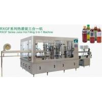Buy cheap Juice Filling Machine/Juice Filling Production line from wholesalers