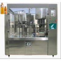 Buy cheap Juice Pulp hot Filling Machine/Juice Pulp Filling Production line from wholesalers