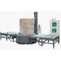 Buy cheap Mechanical Stretch Automatic Pallet Stretch Wrapper from Wholesalers