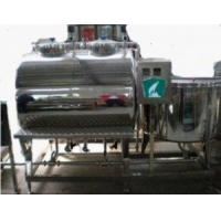 Buy cheap Semi-auto CIP Clean-in- Place from Wholesalers