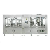 Buy cheap RXGF 40-40-12 Juice hot filling machine from Wholesalers