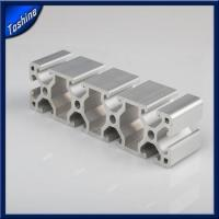 China 40mm with 10mm T Slot aluminum t-slot frame 6000 series 40160 t slot aluminum on sale