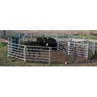 Buy cheap heavy duty hot dipped galvanized cattle yard panel/livestock fence/cattle fence/cattle panel from Wholesalers