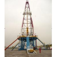 Buy cheap API Rig Compenents ZJ70DB (API Drilling Rig) from wholesalers