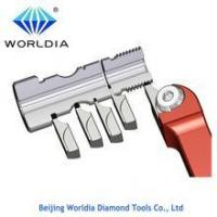 Buy cheap Diamond Cutting Tool PCD Grooving Insert from Wholesalers