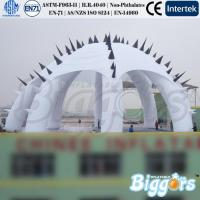 Buy cheap White Spider Inflatable Camping Teepee Tent with Eight Legs 3056 from Wholesalers