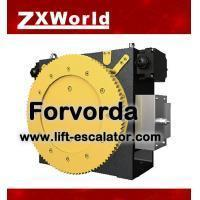 Buy cheap World famous brand Forvorda Gearless Traction Machine GETM1.5 from wholesalers
