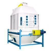 Buy cheap Factory Poultry / Plant Feed Pellet Cooler With The Counterflow Cooling Principle from wholesalers