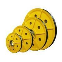 Buy cheap Travelling / Crown Block Sheave , Q345B Drilling Rig Components from Wholesalers