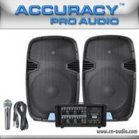 Buy cheap Speakers 250W Portable PA Sound System For Sale PML15L-608AKIT from Wholesalers