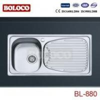 Buy cheap welding kitchen sink BL-880 from Wholesalers