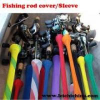 Buy cheap colorful fishing rod covers/sleeves from Wholesalers