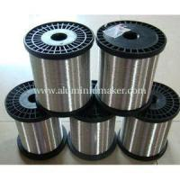 Buy cheap Aluminum Alloy Wire braiding wire aluminum-magnesium alloy wire for cable from wholesalers