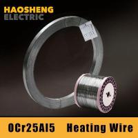 Buy cheap FeCrAl flat wire from Wholesalers