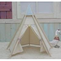 Buy cheap small teepee tent/play teepee tent for kids from Wholesalers